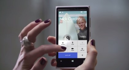 Skype für Windows Phone 8.1