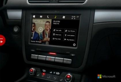 Windows als Bordsystem: Konzept Build 2014
