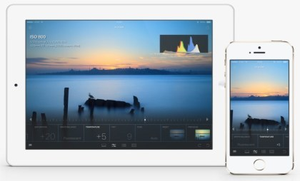 Adobe iPad Lightroom