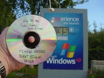Windows XP EOL