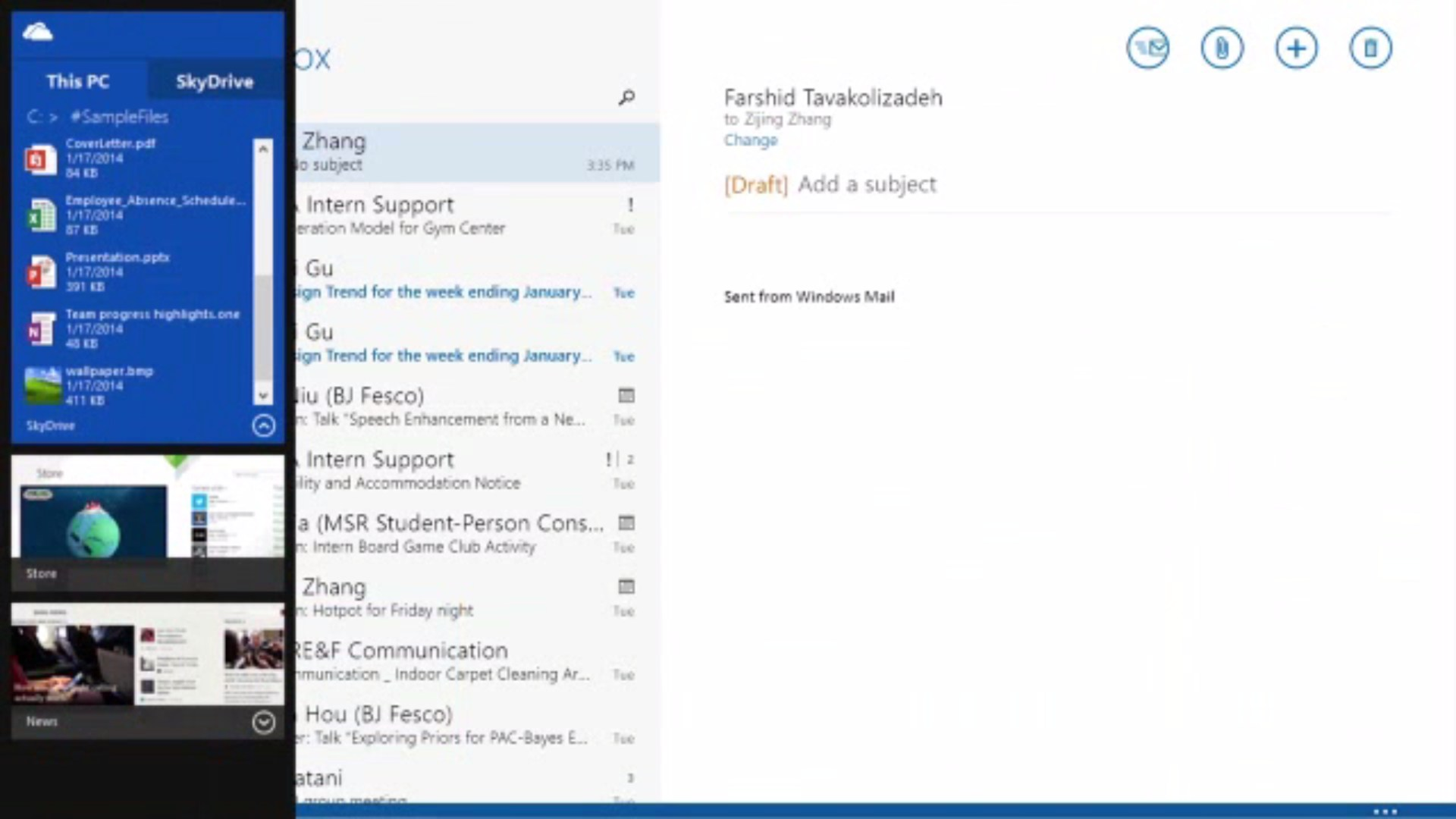 "Windows 10: Startscreen soll ""interaktive"" Live-Tiles bekommen"