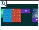 Microsoft Research: Interactive Live Tiles