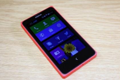 Nokia X Test