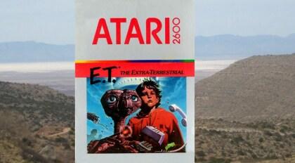 E.T. f�r Atari 2600