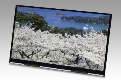 Japan Display 4K Tablet-Display