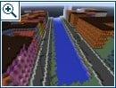 Dänemark 1:1 Minecraft-Nachbau