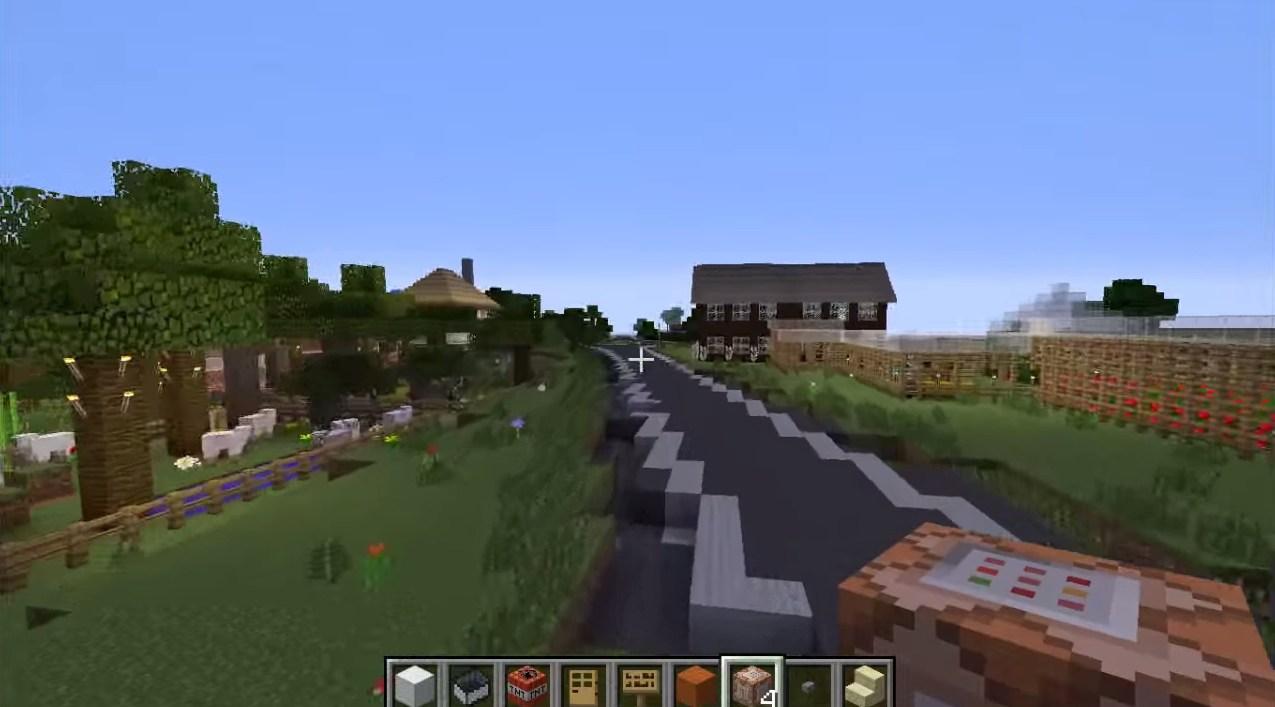 Minecraft Dänemark Wurde Fast Nachgebaut WinFuturede - Minecraft spielen sofort
