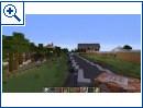 D�nemark 1:1 Minecraft-Nachbau
