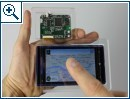 Transparenter Electric Field Sensor für Smartphone - Bild 2
