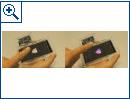 Transparenter Electric Field Sensor für Smartphone - Bild 3