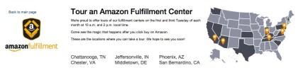 Amazon Besichtigungen