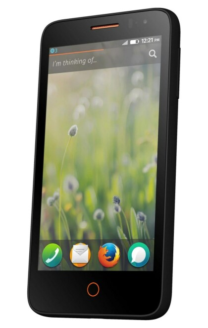 T2Mobile Flame mit Firefox OS