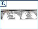 Microsoft Research: Tastatur mit Infrarot-Gestense
