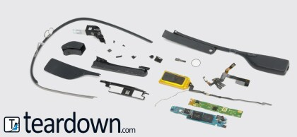 Teardown.com: Google Glass
