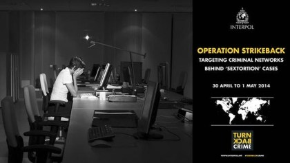 Interpol: Operation Strikeback