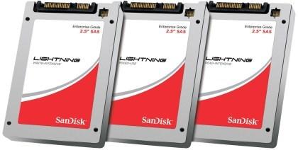 SanDisk SAS-SSD