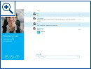 Skype für Windows 8.1, Version 2.8