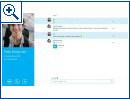 Skype für Windows 8.1, Version 2.8