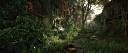 Crysis 3 in 8K-Auflösung