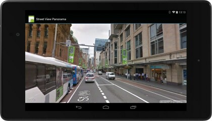 Google Play Services 4.4: Street View