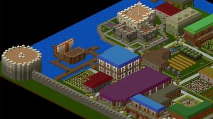 Steam-Spiel Towns