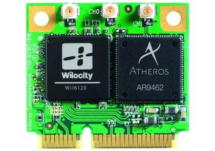Chiphersteller Wilocity