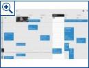 Office für Windows Touch Konzept