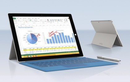 Microsoft Surface-Event in New York am 20.05.2014