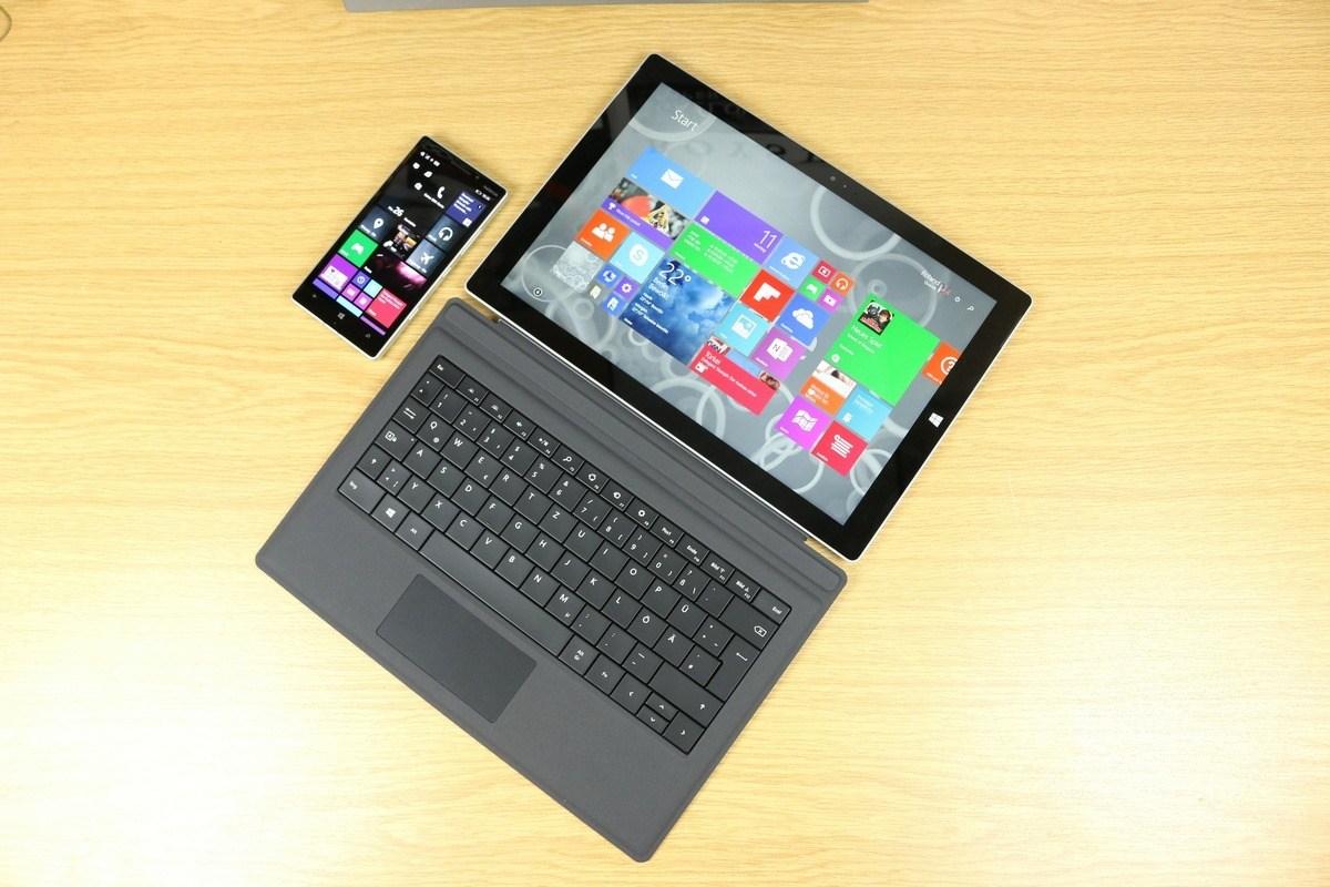 Bericht: Microsoft Surface Pro 4 Tablet soll schon zur BUILD kommen