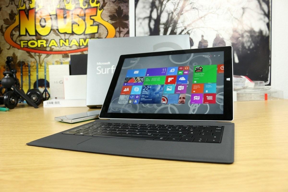 Surface Pro 3: Neues Modell ist das günstigste mit Core i7-CPU
