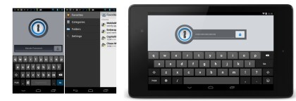 1Password f�r Android