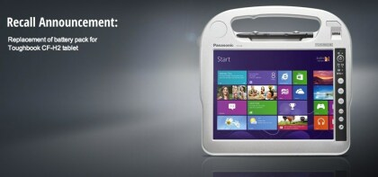 Panasonic Toughbooks Tablets