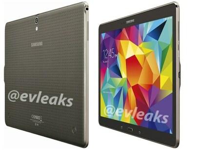 Samsung Galaxy Tab S 10.5, 2014