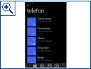 Windows Phone 8.1 Dateimanager