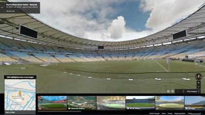 FIFA Fußball-Weltmeisterschaft 2014 Stadien