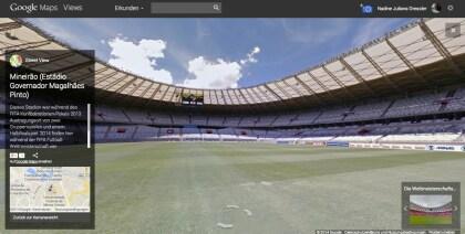FIFA Fu�ball-Weltmeisterschaft 2014 Stadien