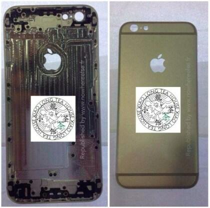 iPhone 6 Rückteil
