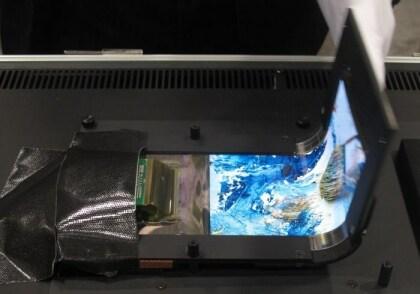 Flexible OLED-Displays von Nokia & SEL