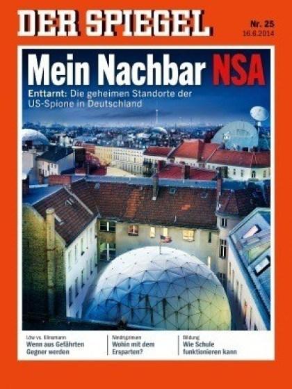 NSA Spiegel