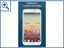 Samsung Terrain Launcher f�r Android