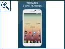 Samsung Terrain Launcher für Android - Bild 1