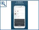 Samsung Terrain Launcher für Android - Bild 3