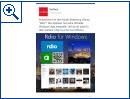 Facebook-Beta für Windows Phone 8 und 8.1