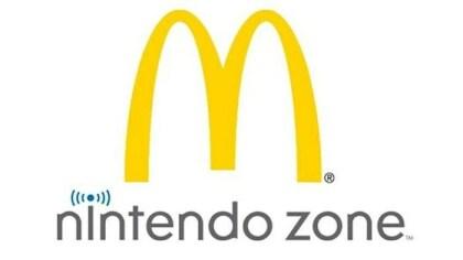 Nintendo Zone McDonalds