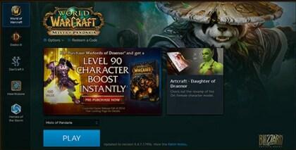 Blizzards Battle.net-Launcher