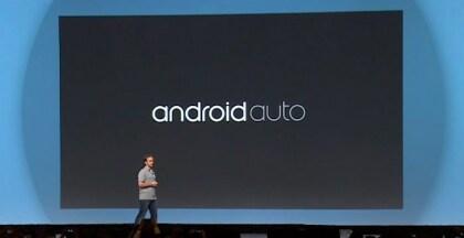 Google I/O: Android Auto