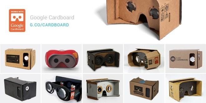 Google: Project Cardboard