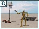 XXL-Roboter BugJuggler