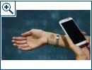 Digital NFC Tattoo von VivaLnk - Bild 1
