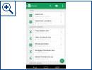 Google Docs und Tabellen im Android-L-Stil